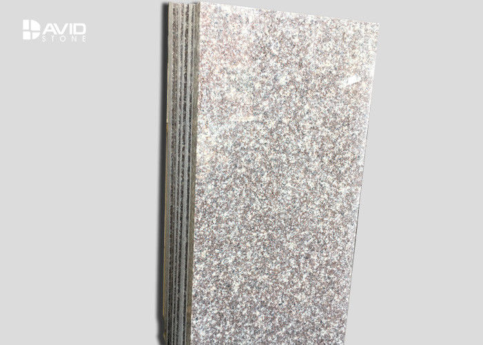 Fujian Sparkle Pattern Granite Exterior Wall Tiles , Granite Stone Floor Tiles